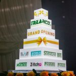 Trilanco Feature Cake